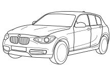 BMW S2 F22 COUPE' F23 CABRIO (2014-)