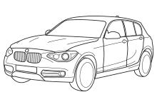 BMW S2 F45-F46 (2014-)