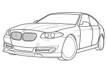 BMW S5 G30 /G31 (2016-)