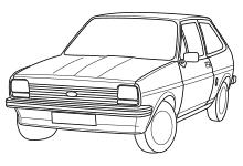FORD FIESTA MK1 (1976-1983)