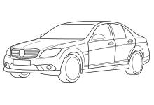 MERCEDES C-CLASS W204 (2011-2014)