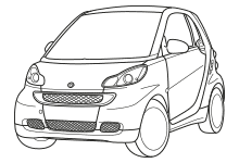 SMART FORTWO (2007-)