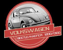 VOLKSWAGEN - BEETLE/KAEFER 1200-1300