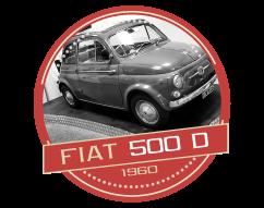 FIAT 500 D (1960-)