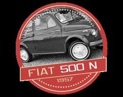 FIAT 500 N (1957-)
