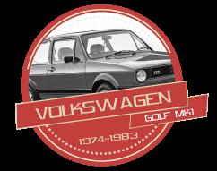 VOLKSWAGEN GOLF MK1 (1974-1983)