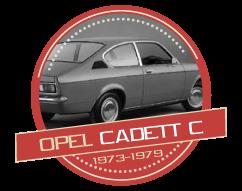 OPEL KADETT C - (1973-1979)