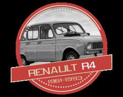 RENAULT R 4 (1961-1993)