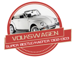 VOLKSWAGEN SUPER BEETLE/KAEFER 1302-1303